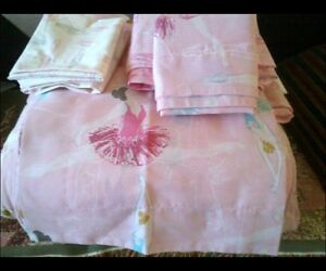 Ballerina Bed set, including comforter