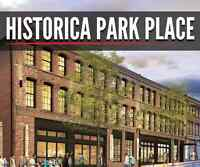 Historica Opens Up Park Place for Rent