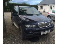BMW X5 3ltr Diesel
