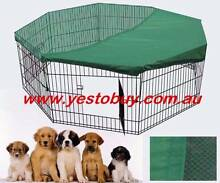Pet Dog Playpen pen Cage Puppy Crate Enclosure Rabbit Fence Oakleigh Monash Area Preview