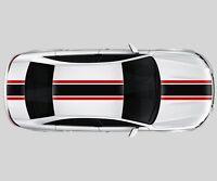 14x500cm Strisce Viper 2 Farbig Decorativa Adesivo Per Auto Rally 2n352 -  - ebay.it