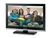 Polaroid 22 inch full hd freeview led tv with built in DVD player bargain