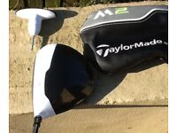 Taylormade M2 Driver 2017 D-type (Draw)