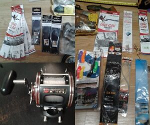 Fishing Rod, Reel & Tackle box with lures,etc SALE SALE SALE!!!!