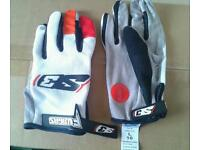 S3 Fujigas motorcycle gloves brand new