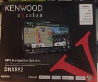 Kenwood Navigation System
