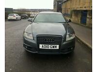 Audi a6 2.0 tdi Le mans 2010 automatic black edition