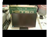 hanns-g 19inc wide-screen monitor