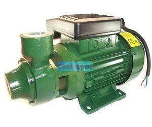 Pompa acqua x autoclave 0.5HP GIRANTE OTTONE temperatura 80°C elettropompa pozzo  eBay