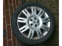 17inch ford alloys