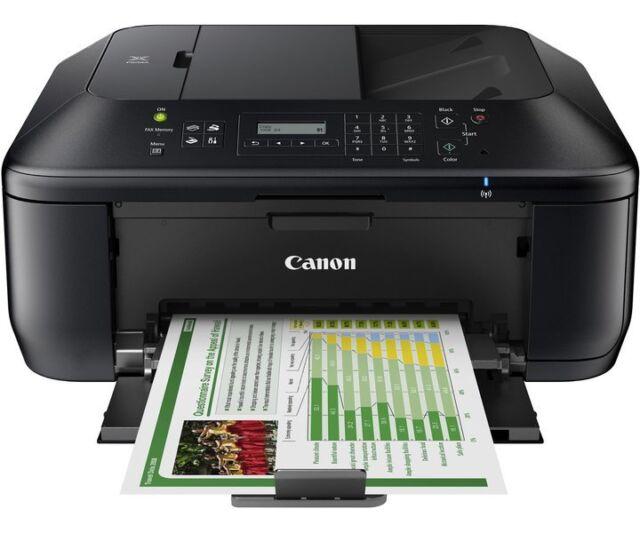 Canon PIXMA MX475 Multifunktionsdrucker Tinte Scanner Kopierer Fax mit WLAN USB