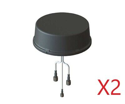 New Cisco GPS LTE MIMO 2x2 Cell Multi-Band Vehicle Mount Antenna ANT-3-4G2G1-O