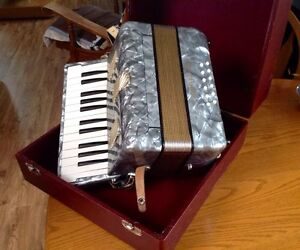 ACCORDIAN  looking for new home !