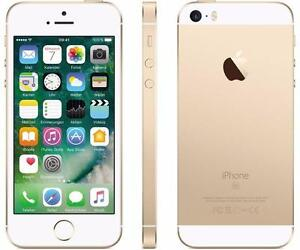 THE CELL SHOP has a White/Gold iPhone SE 32GB works on Rogers or Chatr