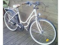 LADIES ADULT CLASSIC TOWN/CITY DUTCH STYLE BIKE