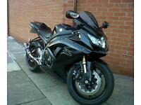 Gsxr 600 sports bike low miles