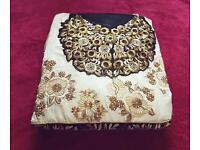 Women's asian bollywood designer long dress