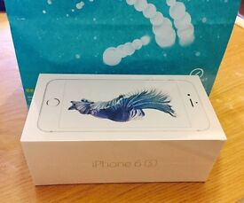 iPhone 6s 16gb ee network, brand new sealed