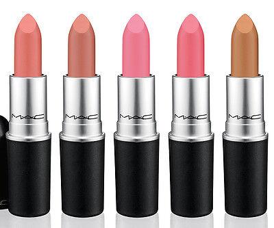 Mac Matte Lipstick 0.1oz/3g New In Box