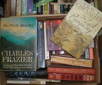 150 BOOKS- Berg, Picoult, T. Chevalier, Gabaldon & Many More!