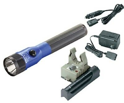 Streamlight 75613 Blue LED Piggyback Stinger AC/DC Kit