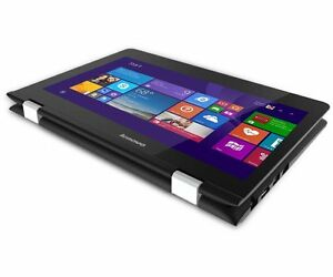 Lenovo Yoga 300-11IBY Convertible Netbook (80M0007PGE) Notebook