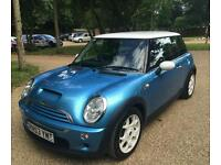 Mini hatch Cooper s 1.6 Supercharged