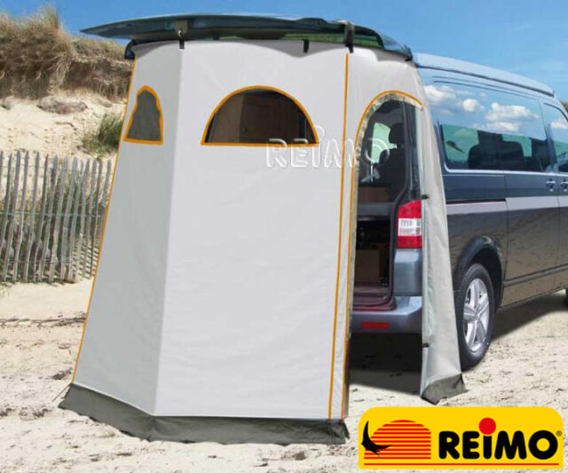 REIMO FRITZ TAILGATE Awning/Shower/Storage Tent for VW T4/T5/T6 : vw t5 tent - memphite.com