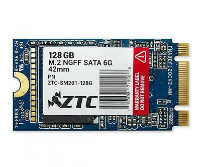 128GB ZTC Armor 42mm M.2 NGFF 6G SSD Solid State Disk- ZTC-SM201-128G