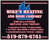 Air Conditioner & Furnace Installs - Financing Available!