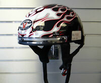 $99 NEW Victory Flame Helmet