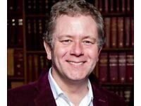John Culshaw : Chorley Little Theatre Saturday 15 September 8pm