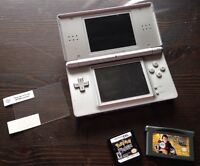 Nintendo DS Lite as-is, with Pokemon & Harry Potter games