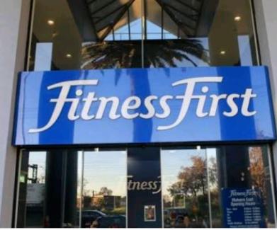 fitness first platinum