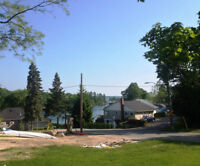 CUSTOM HOME LOT WITH RIVER VIEW - BROCKVILLE