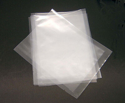 1000 CLEAR POLYTHENE BAGS 12