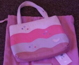 Radley pink waves small bag