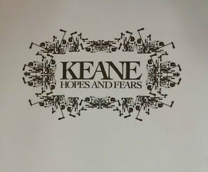 Keane - Hopes And Fears (CD) Kitchener / Waterloo Kitchener Area image 1