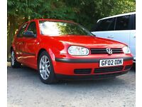 VW Golf SDI Diesel