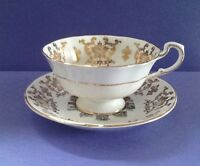 "Paragon Fine Bone China  ""Canada Coats-of-Arms & Emblems"" Teacup"
