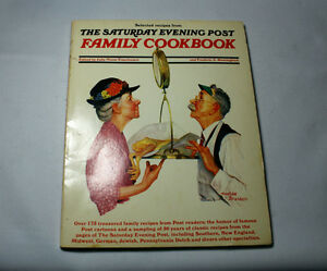 The Saturday Evening Post Family Cookbook Kingston Kingston Area image 1