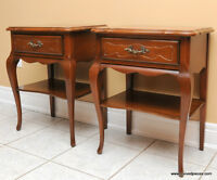 Gibbard Chantilly( 1960s ) 2 Night Stands