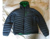 Salomon down jacket