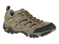 Merrell Moab Ventilator, Men's Lace-Up Low Rise Hiking Shoes - Walnut, 11 UK