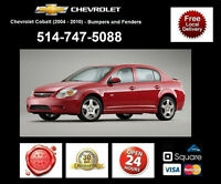 Chevrolet Cobalt - Fenders and Bumpers • Ailes et Pare-chocs