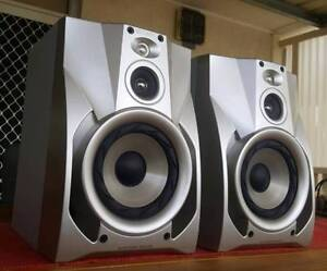 SONY 3 WAY/MUSIC SURROUND SOUND SPEAKERS Dandenong North Greater Dandenong Preview