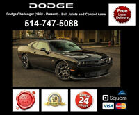 Dodge Challenger - Control Arms and Ball Joints •Bras Suspension