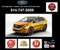 Ford Edge - Control Arms and Ball Joints • Bras Suspension