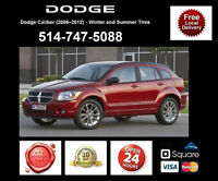 Dodge Caliber - Winter and Summer Tires • Pneus D'Hiver et Ete