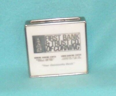 First Bank & Trust Co. of Corning Advertising Bank